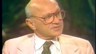 Milton Friedman Greed