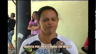 Preso suspeito de matar jovem por causa de pipa em Santa Luzia