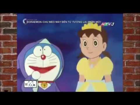 Hoạt Hình Doraemon l Tập Đặc Biệt :  Công chúa Lọ Lem