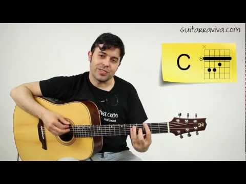 Tengo Tu Love Acordes chords ritmo tutorial guitarra siete Sie7e