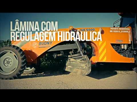 Budny Construction - Motoniveladora NB 5000