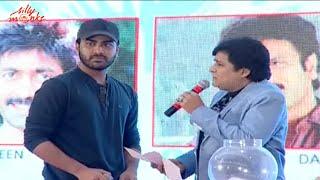 Ali & Navdeep hillarious comedy punches in 'Memusaitam' curtain raiser