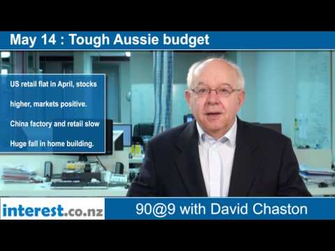 90 seconds @ 9am:Tough Aussie budget