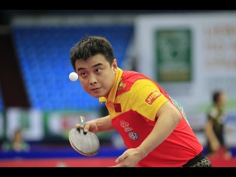 ZEN NOH 2014 WTTTC Highlights: Wang Hao Vs Bojan Crepulja