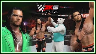 WWE 2K15 PS4 / XB1: Adam Rose Entrance, Signature