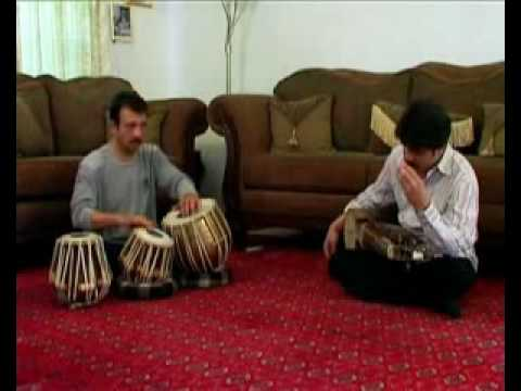 Homayun Sakhi, Art of Rubab.flv