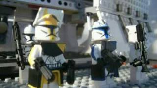 Star Wars The Lego Clone Wars 212st Legion IV
