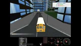 Driving A Bus In The Game RoR
