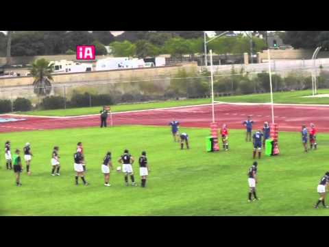USA WNT Rugby vs France: Full Match June 7, 2013