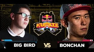 Red Bull Kumite 2016 : Bonchan vs. Big Bird - Winners Quarter Finals