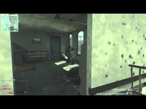 GoonOfTheQuim - MW3 2 left dead after throwing knife attack