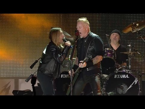 Metallica & Iggy Pop: T.V. Eye