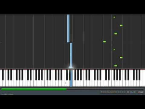 How to play Lavender town Pokemon synthesia