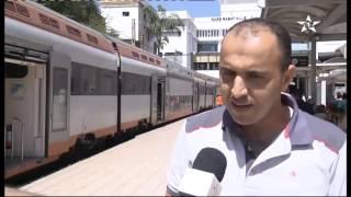 بالفيديو.. المكتب الوطني للسكك الحديدية يُدخل البسمة على وجه المسافرين خصوصا منهم الأطفال |
