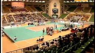 Set 1/4 : Thailand VS Japan Semi-Final 15th Asian Women's