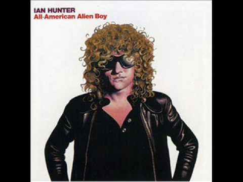 Ian Hunter, Jaco Pastorius (bass) - All American Alien Boy