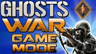 "Call of Duty: Ghosts Dynamic ""WAR"" Game Mode Please.. (Cod Ghosts Multiplayer Game Types)"