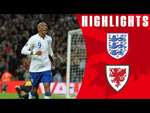 England - Official Highlights - England - Official Highlights - England vs Wales 1-0 Euro 2012 Qualifiers All Goals Highlights -RXjhN9QE8ao