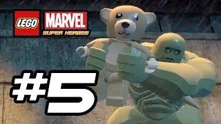 LEGO Marvel Super Heroes Gameplay Walkthrough Part 5