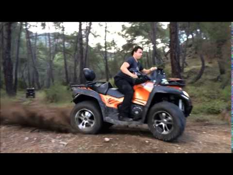Cfmoto Arctic CAT vs Kymco Land Monster