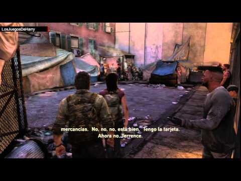 The Last Of Us - cap3 - aparecen los primeros monstruos O.o