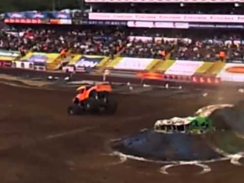 monster jam Costa Rica. Última Fecha(1)