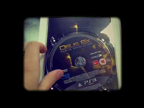 Распакуйка Augmented Ed. (PS3, UK)