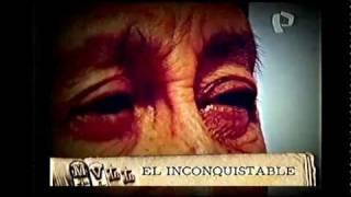 Mario Vargas Llosa, El Inconquistable