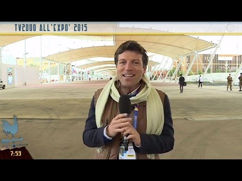 TV2000 all'Expo 2015