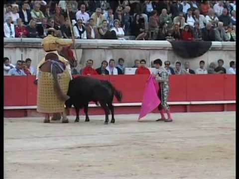 Feria de pentec te corrida du jeudi 28 juin tele for Tele miroir nimes
