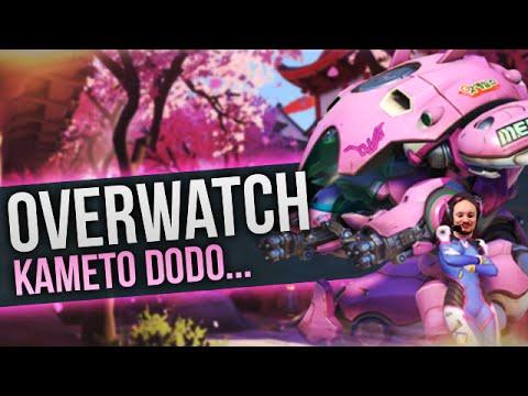Kameto pris en flagrant délit | Zouloux sur Overwatch