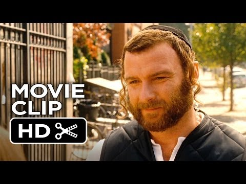 Fading Gigolo Movie CLIP - Going Into The City (2014) - Liev Schreiber, Woody Allen Comedy HD