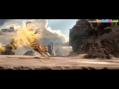 Trailer phim Đại náo thiên cung 3D (2014) - THE MONKEY KING 3D (2014)