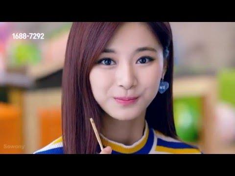 Girlgroup Kpop (SNSD, AOA, Twice, EXID,...)- Chicken CF