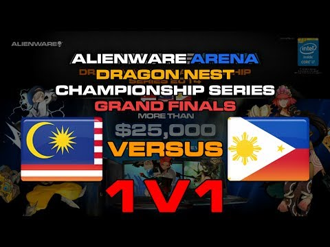 Alienware Arena C.Series 2014 - Philippines vs Malaysia (1v1) Match C ~ !