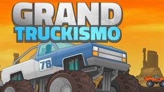 grand truckismo monster truck games