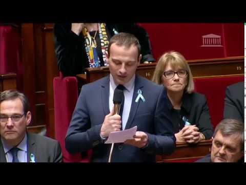 M. Fabien Di Filippo - Réforme de la SNCF et grève dans les transports