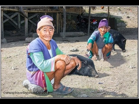 Tour Northeast India: part 2 Arunachal Pradesh - from Pasigath to Mechuka