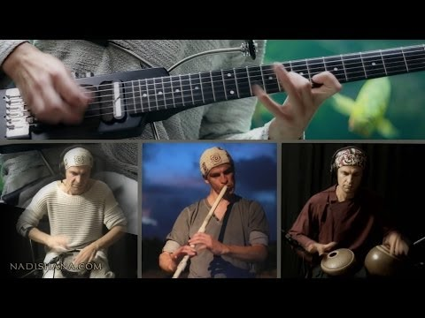 """Nadishana - """"Takku Ta Tei"""" feat. Anton Davidyants"""