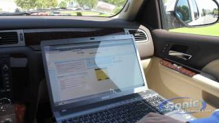 Demo Autonet CarFi Mobile Wifi Internet Router In Car