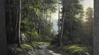 Paint With Kevin Hill The Forest River