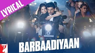Barbaadiyaan - Aurangzeb Song with Lyrics