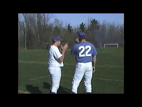 Chazy - Lake Placid Baseball  4-24-02