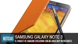 Samsung Galaxy Note 3, Precio Y Características
