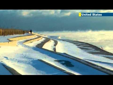 Sub-zero weather punishes US Midwest