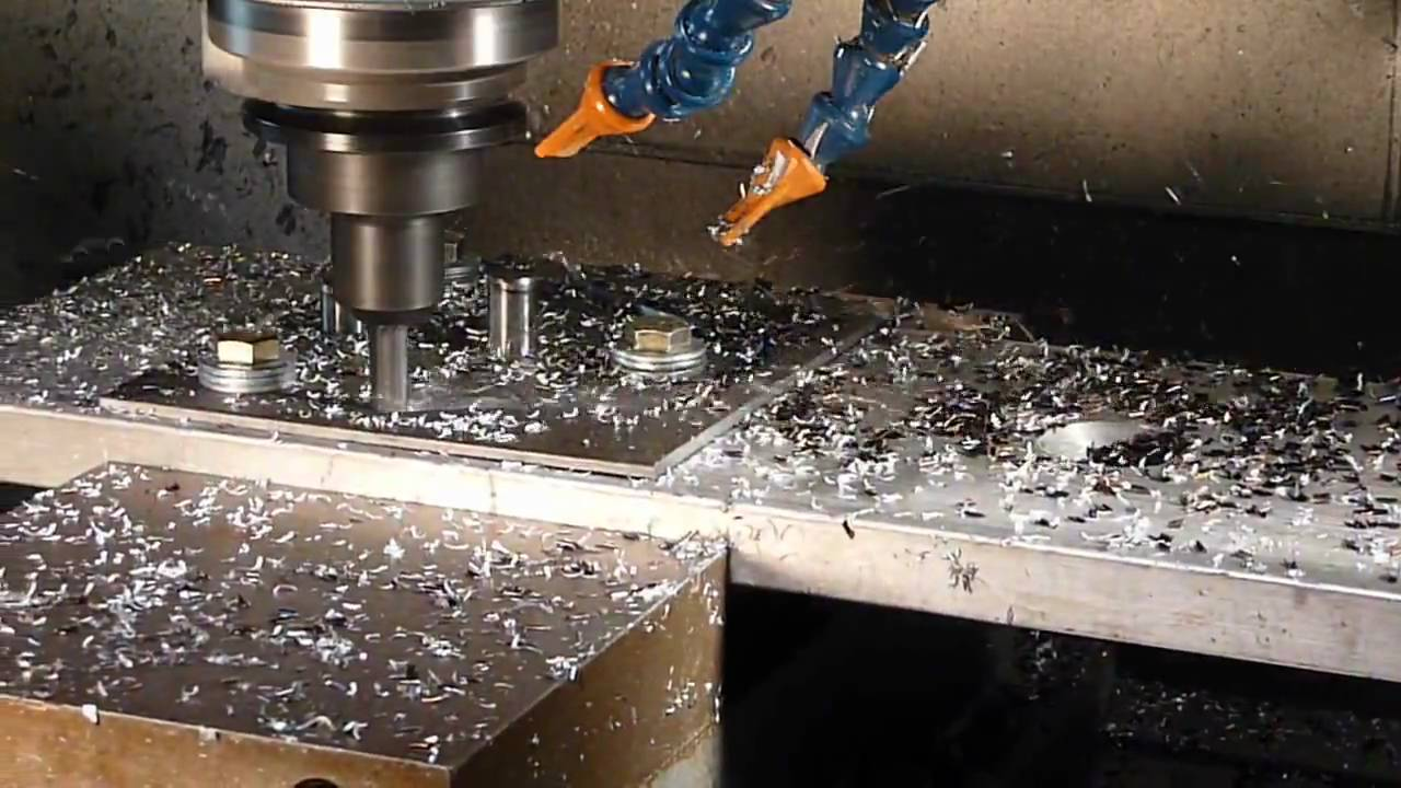 cnc machine crash