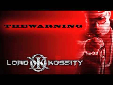 "NEW 2011 LORD KOSSITY "" THE WARNING "" THE DRINK & PARTY RIDDIM @ CHRISTOPHER BIRCH"