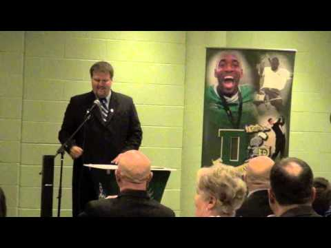 Durham College Sports Hall of Fame - Opening Remarks (Part I)