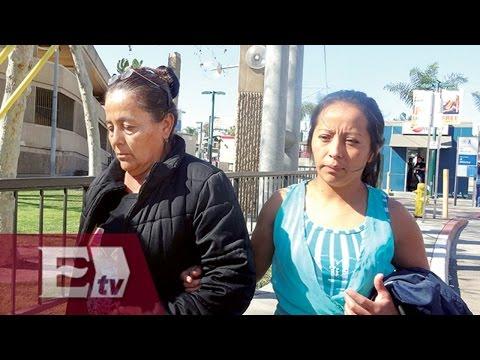 Dan visa humanitaria a madre de mexicano abatido en EU / Excélsior Informa
