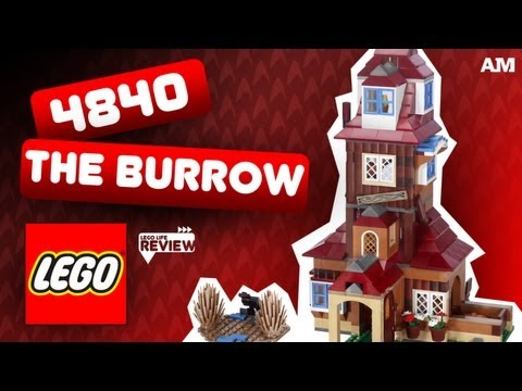 Review LEGO 4840